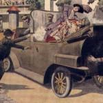 Skuddet i Sarajevo og mobilise